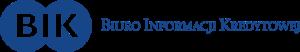 Logo BIK z oficjalnej strony BIK https://www.bik.pl